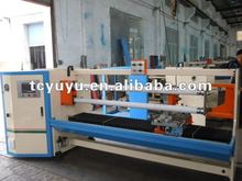 Automatic cloth tape slitter
