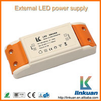 ip30 waterproof high PF ceiling light LED power supply LKAD015F