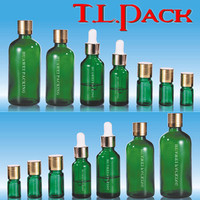 Essential oil glass bottle with dropper wholesale