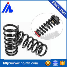 lightweight metal motorcycle compression coiled springs