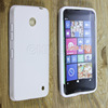 New Arrival Crystal Soft Gel Back Case for Nokia Lumia 630 Gel TPU Cover Skin Shell