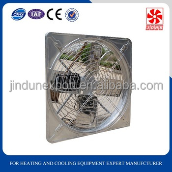 chain hanging /wall mount exhaust Fan for cow dairy house China famous brand JDHB