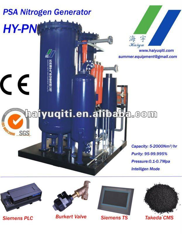 Nitrogen Generator for automobile tire