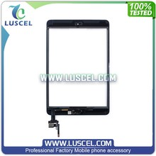 LC China supplier mobile phone tablet pc touch for Ipad mini 3 tablet screen repair parts