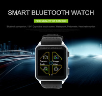 2015 New Arrival heart rate monitor wrist watch tv mobile phone