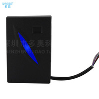 China top ten selling products standalone Metal waterproof rfid access control card reader