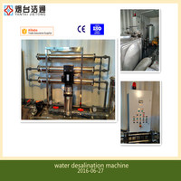 reverse osmosis Seawater desalination device for boat