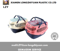 Plastic Airline Pet Carrier,plastic basket,plastic container