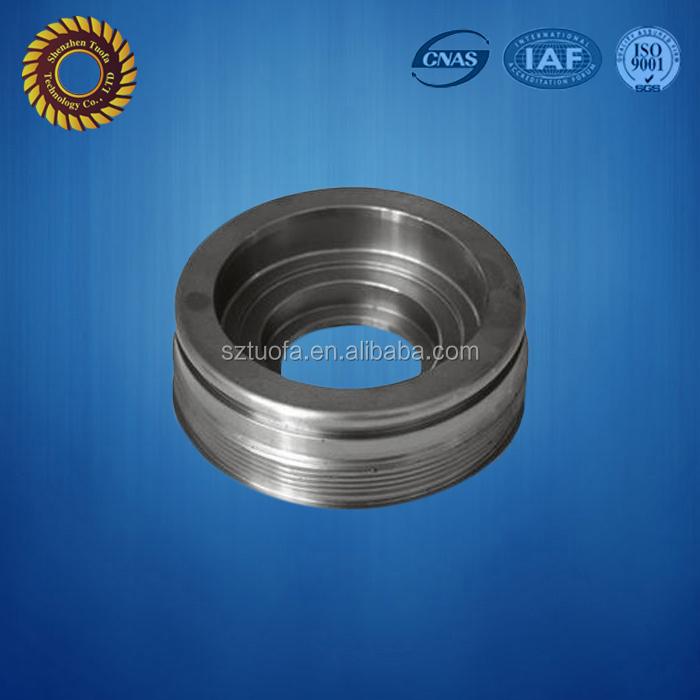 Metal turning machined parts machining service,CNC Custom steel Precision metal processing