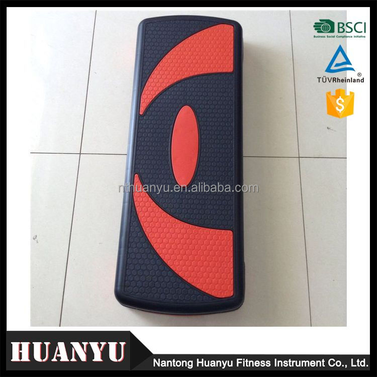Top quality newly design plastic aerobic step board for hot sale