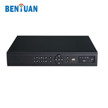 Benyuan hd 6MP Input support face detection 16CH 1080P ctv NVR