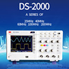 DS 2100CA 100MHz Digital Storage Oscilloscope