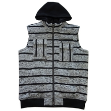 cheap life vest for sale men padding warmer waistcoat with hood
