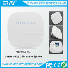 High quality!!! smart kit alarm home security system with 868mhz for home automation