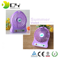 16 inch small electric desk fan mini fan with timer 4 usb fan