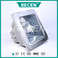 IP65 70w/100w/150w Anti-dazzle ceiling lamp gas-discharge aluminum alloy floodlight dome light 70w overhead light RGF613