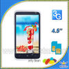 4.5 inch China Telefonos Moviles with Android OS Dual SIMs