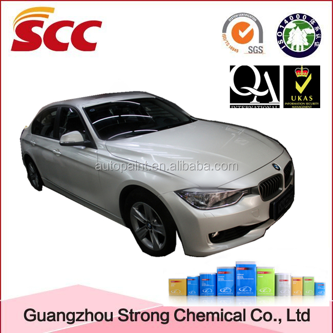 Various 1K 2k Auto Crystal Car Paint