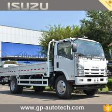 Reliable and Cheap ISUZU heavy duty cargo truck chassis food commercial refrigerator van for sale With Factory Wholesale Price