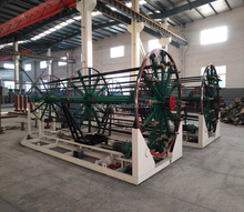 steel wire cage for storm drainage pipe machine
