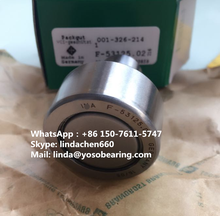 Germany needle roller bearing cam follower bearing F-53125.02