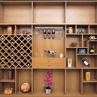Aluminum PVG Panel For Wine Cabinet