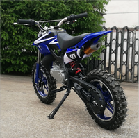 Direct selling Cheap 50cc Gas Mini Dirt Bike for Kids