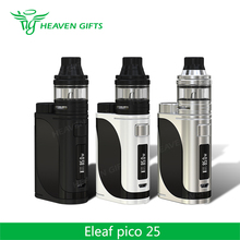 Newest Releaseed Vape 85W 2ml E leaf iStick Pico 25 Kit american electronic cigarette