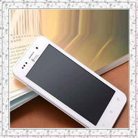 China THL high end Smartphone V12+ Dual Core MTK6577 4GB big ROM Cell phone 4 inch camera GPS 3G Phone Wifi 1300mAh