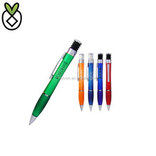 Plastic automatic ball pen student stationery supplies plastic ballpoint pen