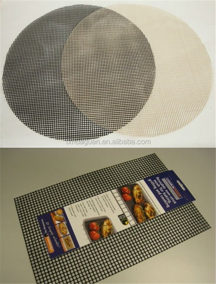 Reusable Oven Mesh,Cookamesh,Cooking Baking Grilling Tray Sheet 40X33 cm