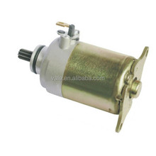 Top quality GY6 125 motorcycle engine parts motorcycle starter motor