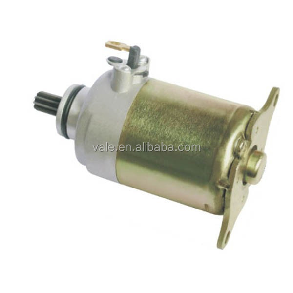 Top quality GY6 125 starter Motor for motorcycle engine parts