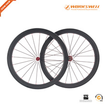 Wide 27.25 mm OEM Carbon Wheel Bicycle Wheels U Shape Road Bike Carbon Wheelset