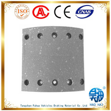 Good price car accessories spare parts wva19094 brake lining for factory use