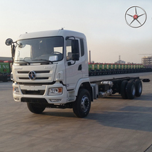 China Brand DAYUN 6*2R tractor truck/concret mixer truck/dump truck 3 ton lorry truck dimensions for sale