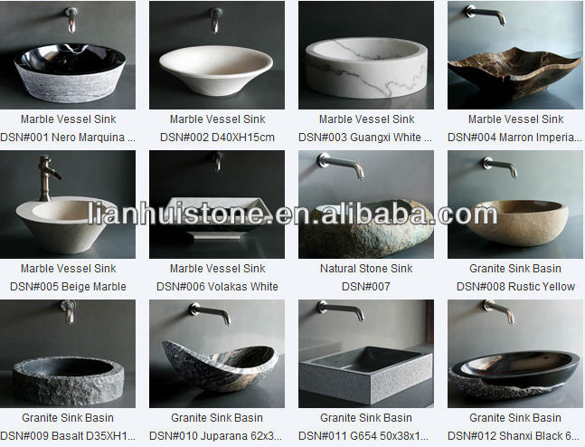 Kitchen Stone Sink,Stone Basin, Bathroom Stone Sink