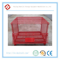 Hot Sale CE Certificate Collapsible Steel Storage Wire Mesh Dog Cage