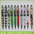 New Design Multi Color Leather Stylus Pen Touch Screem Pen,Mini Ball Pen for gift