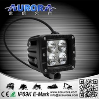 factory wholesale 12w trailer led lights Offroad Driving Lamp 4WD UTE