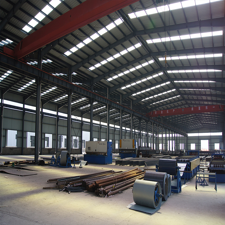 Light Gauge Steel Framing Structure Building Price JHX-SS3006-L