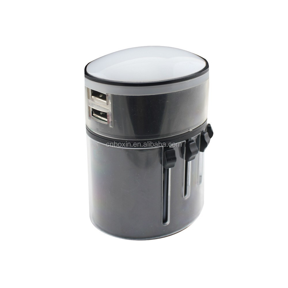 Top quality product Hot Electrical USB Travel Adapter CE