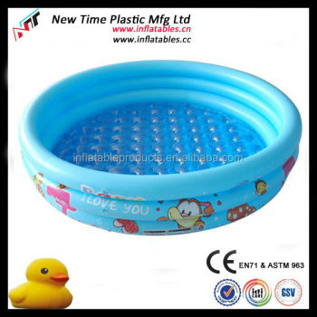 inflatable pvc swimming pool for kids
