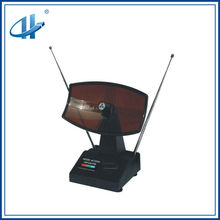 Hot Digital indoor DVB-T television Antenna Freeview Aerial HDTV Strong Signal active antenna Wholesale