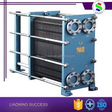 replace alfa plate heat exchanger oil water for refinery