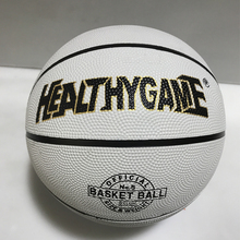 China Factory Cheap Promotional Good Quality Custom Printed Kids Toys Games Rubber Basketball