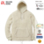 Factory Price OEM Plus Size Men Sherpa Fleece Pullover with Hood