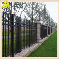 cheap price height 1000-2500mm international community steel fence