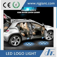 Wholesale Led Car Door Welcome Light Ghost Shadow Light Logo Projector