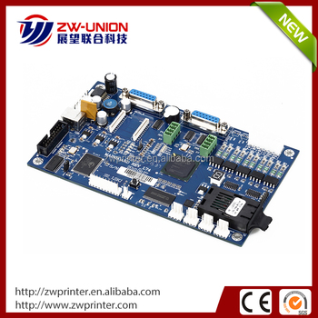 1 years warranty printer spare parts Galaxy printer parts main board REV1.74